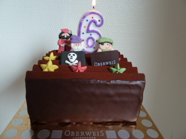 Cake For A 6 Year Old The Boys